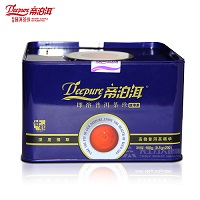 帝泊洱茶珍甘醇型200袋蓝罐1137
