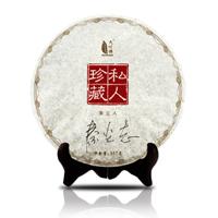08年景迈生态熟茶,357g/饼