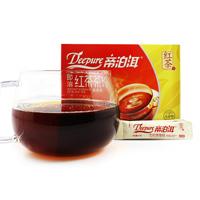 6106帝泊洱茶珍红茶茶珍(30袋商超版纸盒) 0.5g*30袋 30盒/箱