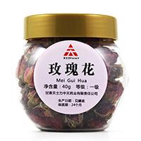 ZT0203玫瑰花,40g/罐,甘肃中天药业有限责任公司